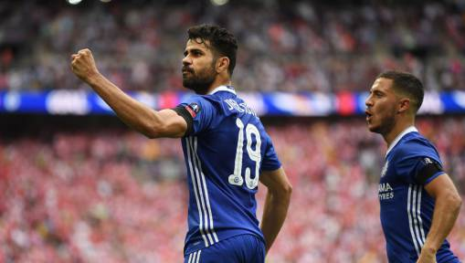 Atletico Willing to Pay £40m for Chelsea Troublemaker Diego Costa But Blues Feud Complicating Move