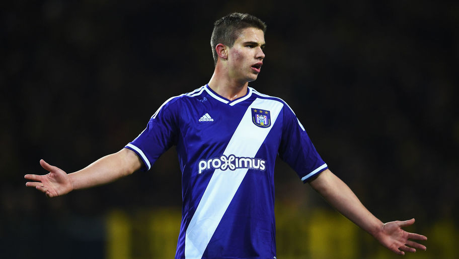 Everton Linked With Wantaway Anderlecht Star Leander Dendoncker But a Bid is Yet to Be Tabled