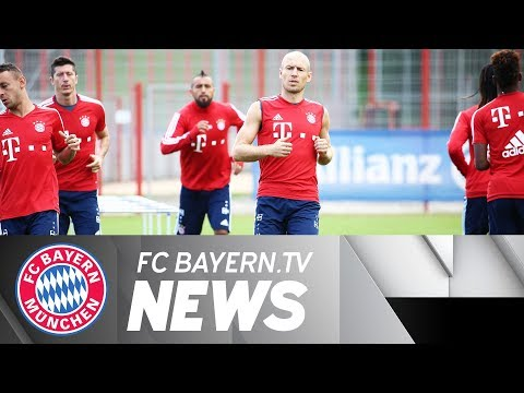FC Bayern eager for Bundesliga to begin