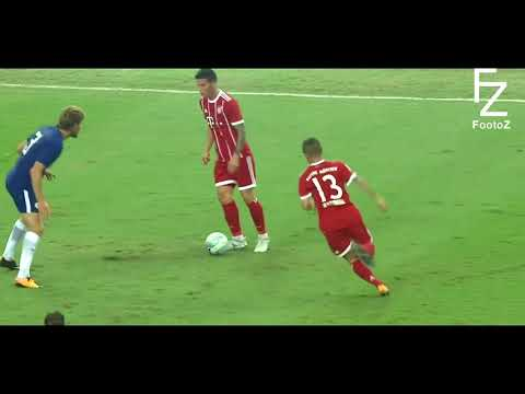 James Rodrigues  - Amazing Goals & Skills for Bayer Munich ● HD ✔️