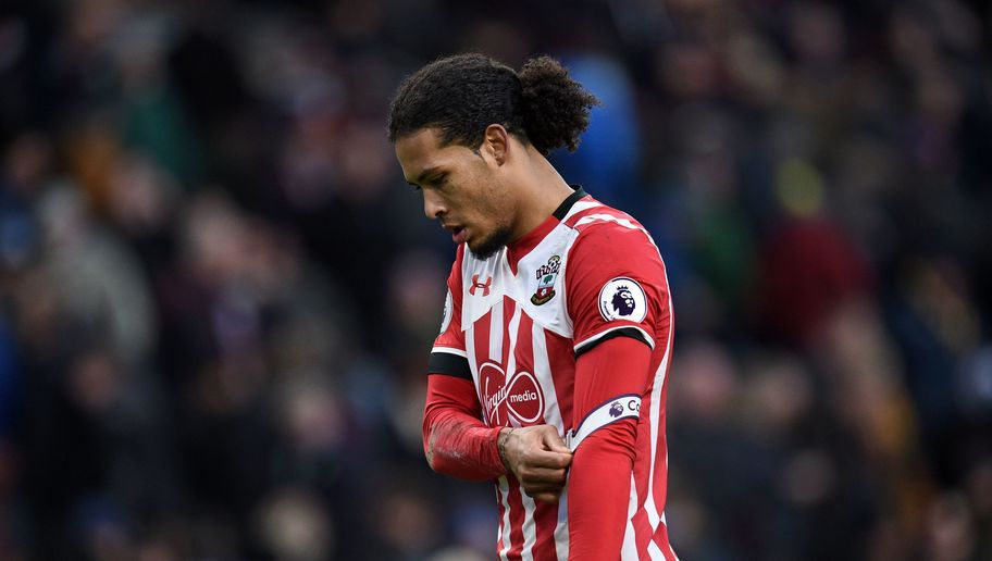 Southampton Chairman Insists Virgil van Dijk Is Not for Sale But Player Still Pushing for Move