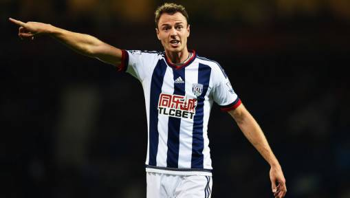 9b00c9e0184 West Bromwich Albion Reject £18m Bid From Manchester City for Defender  Jonny Evans