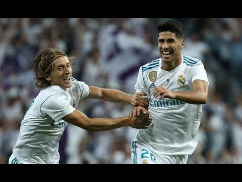Real Madrid vs Barcelona | 2-0 | (5-1 agg) | Extended Highlights - Super Cup - 16/08/2017