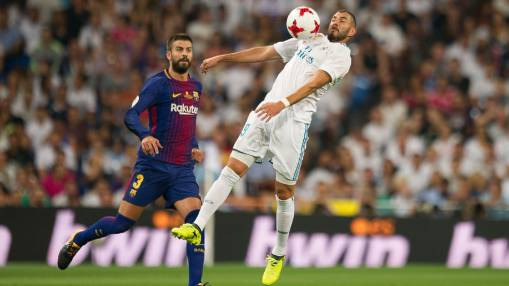 Barcelona's Gerard Pique: 'It's the first time I feel inferior to Madrid'