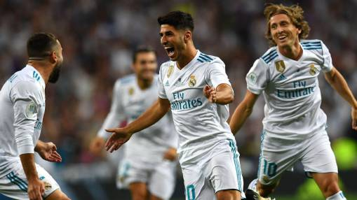 Marco Asensio continues to announce arrival in dominant Real showing