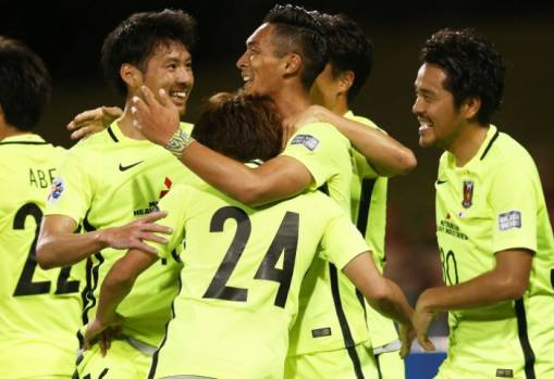 AFC Champions League Quarter-finals: Urawa Red Diamonds