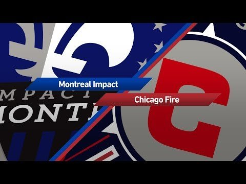 Highlights: Montreal Impact vs. Chicago Fire | August 16, 2017