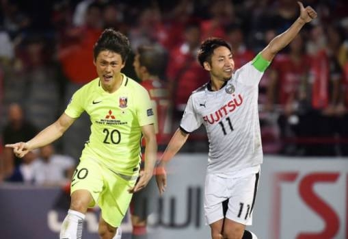 AFC Champions League Quarter-finals - Head to Head: Yu Kobayashi vs Tadanari Lee