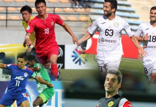 AFC Cup Inter-Zone Semi-finals: Key Players