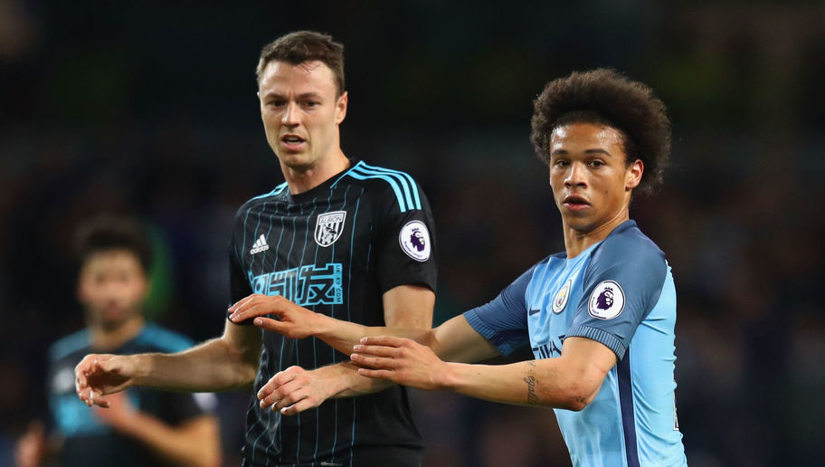 Man City Said to Be Closing in on Shock £25m Deal to Sign West Brom Defender Jonny Evans