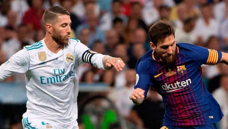 Lionel Messi's Comments to Sergio Ramos During Spanish Super Cup Altercation Go Viral