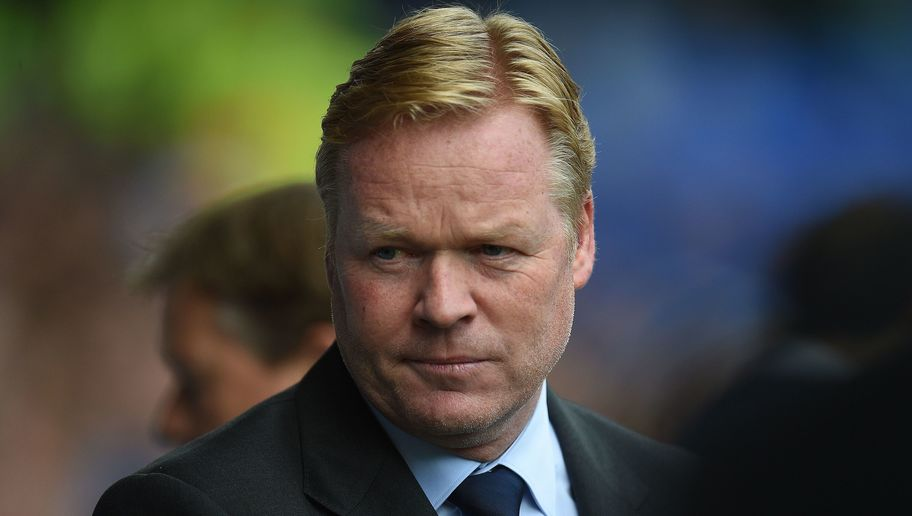 Ronald Koeman 'Open' to Loan Signings as Everton Boss Eyes Further First-Team Recruits