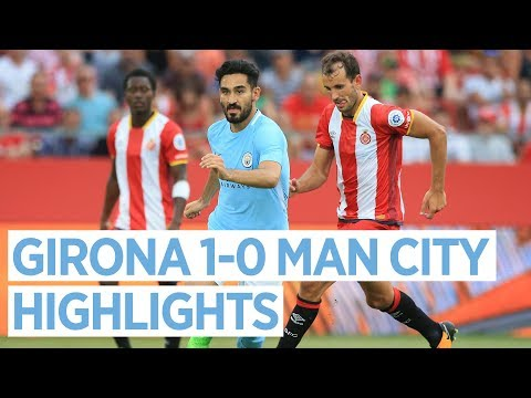 BERNADO'S FIRST START | Girona 1-0 Man City