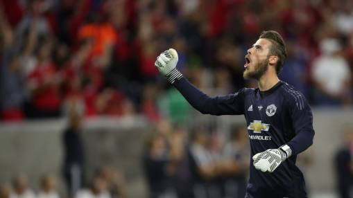 Real Madrid back in for David De Gea