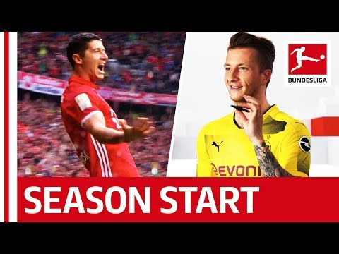 Stop Fidgeting - The Bundesliga is back
