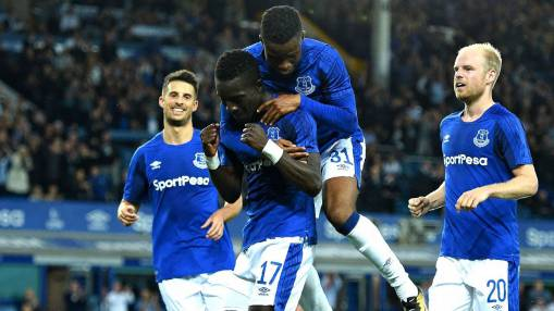 Strong showing by Keane, Gueye power Everton to Europa League win