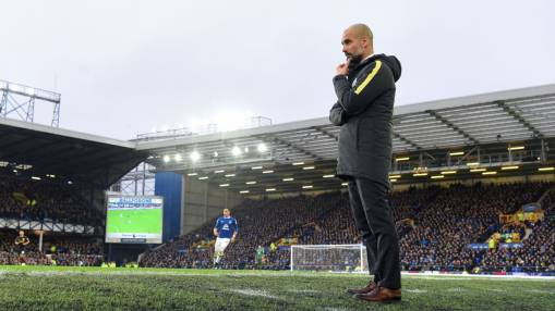 Everton game offers Man City a chance to prove Pep Guardiola progress