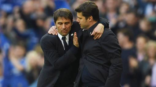 Tottenham's Pochettino on Conte: 'I respect him, I respect Chelsea'