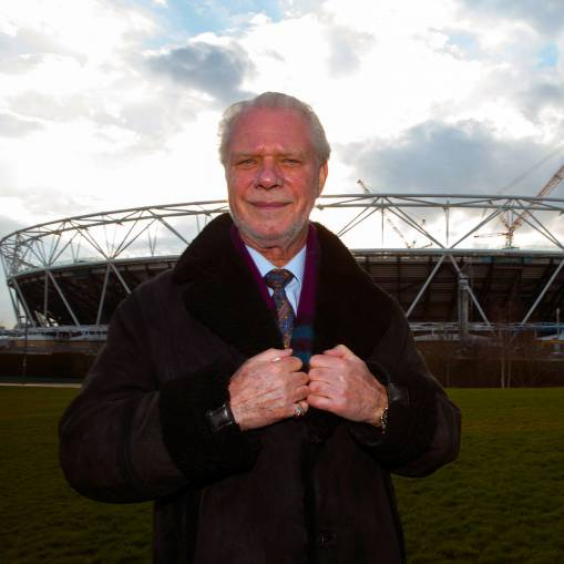 David Sullivan, David Gold good for West Ham - Slaven Bilic
