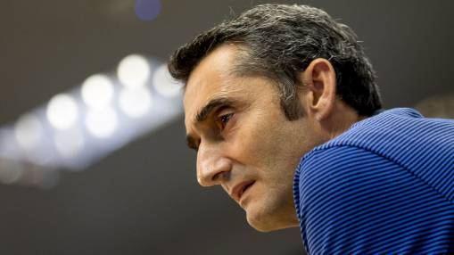 Barcelona boss Ernesto Valverde defiant after terror attacks in city