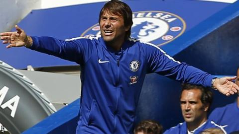 Conte wants to stay at Chelsea for 'many years'