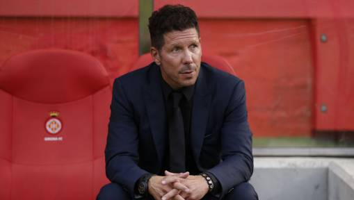 Diego Simeone Praises the 'Fire & Spirit' of His Players After Atletico's Comeback Against Girona