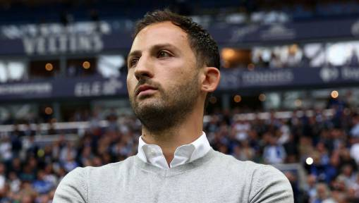 Domenico Tedesco Praises Schalke Defensive Display Over Leipzig After 2-0 Victory
