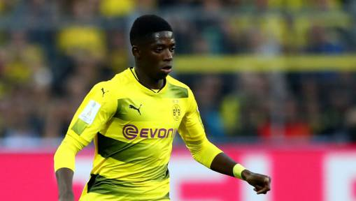 Dortmund Open the Door for Dembele Transfer Move But Say it Will Only Materialise Under 1 Condition