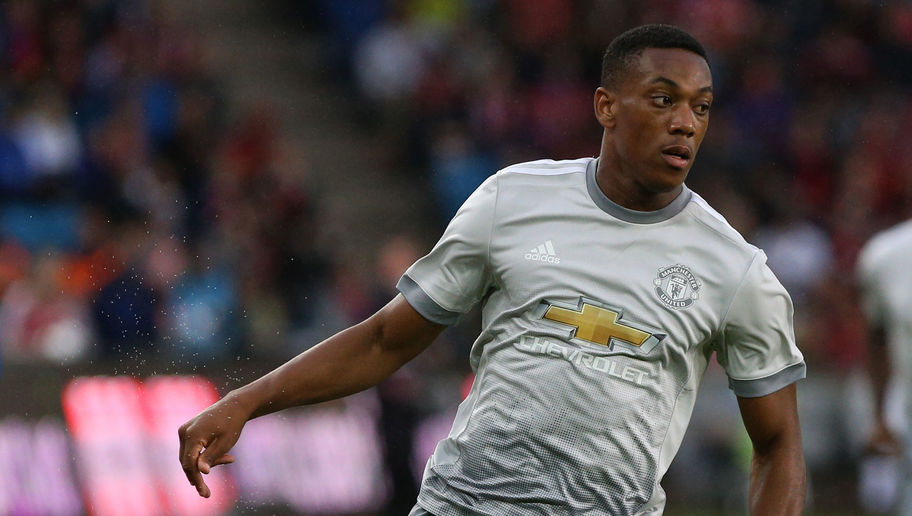 Anthony Martial Makes Persistent Fan's Day by Finally Responding to Him on Twitter