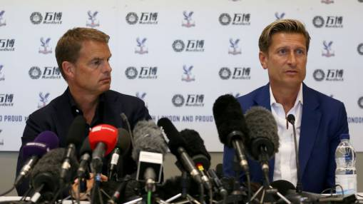 Crystal Palace chairman Steve Parish questions FFP compliance