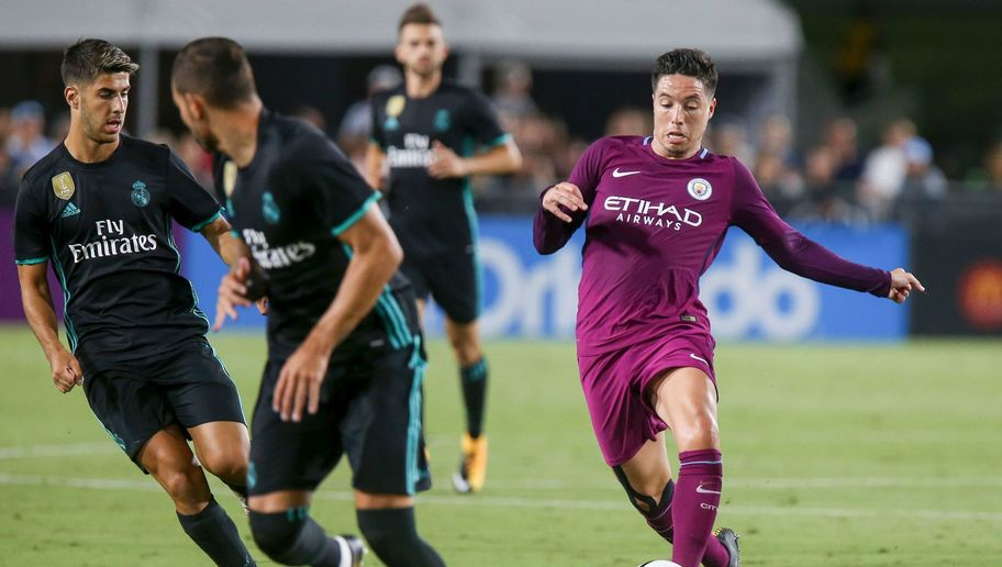 Manchester City Set to Offload Out-of-Favour Midfielder Samir Nasri to Turkey Side Antalyaspor