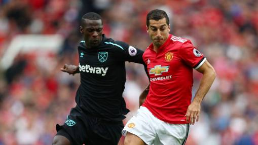 Henrikh Mkhitaryan staying grounded after Man United's start to season