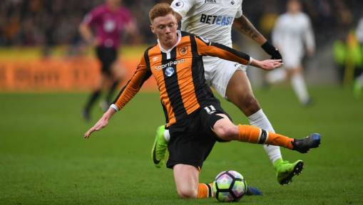 Swansea Close to Signing Hull's Sam Clucas as Jose Mourinho Urges Paul Clement to Spend
