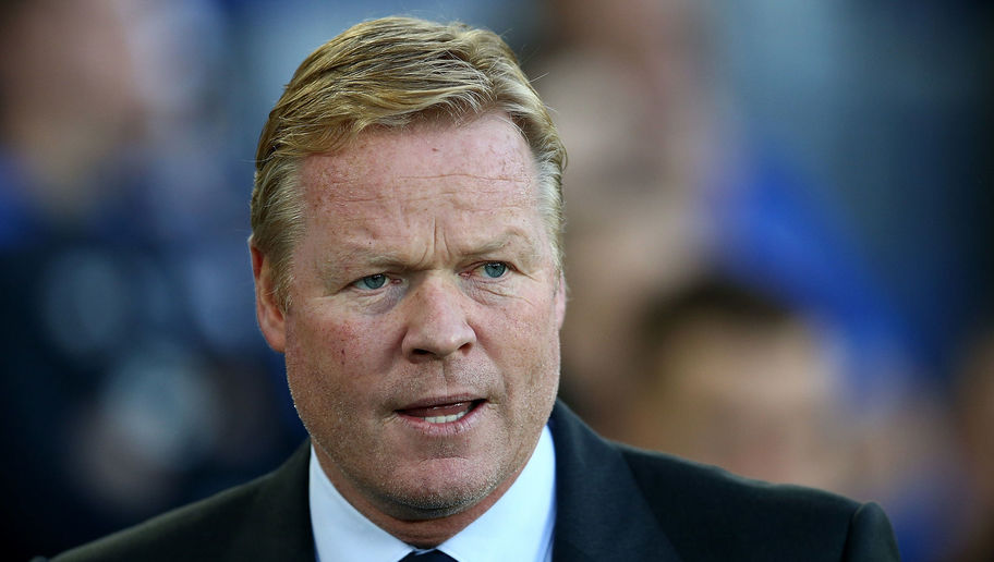 Everton Boss Ronald Koeman Reveals the Man City Weakness He Hopes to Exploit in Etihad Clash