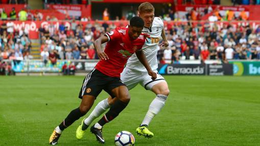 Jose Mourinho wants Marcus Rashford to 'enjoy' negative attention from fans