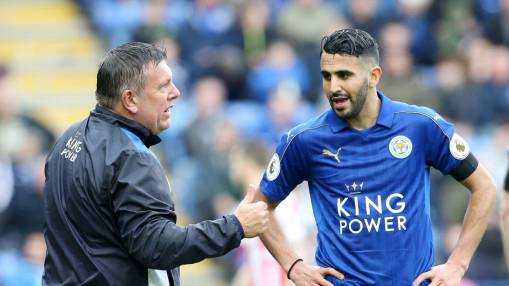 Simpson thinks Leicester teammate Mahrez a transfer target example