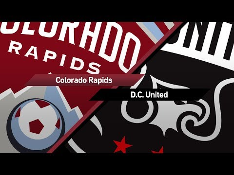 Highlights: Colorado Rapids vs. D.C. United | August 19, 2017