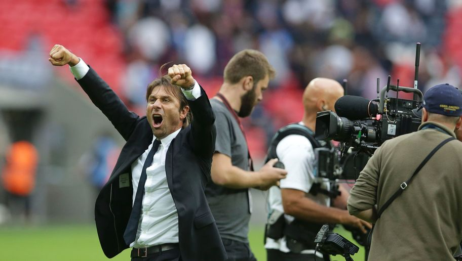 Antonio Conte Praises Spirit of His Players Following First Win of the Season Against Spurs