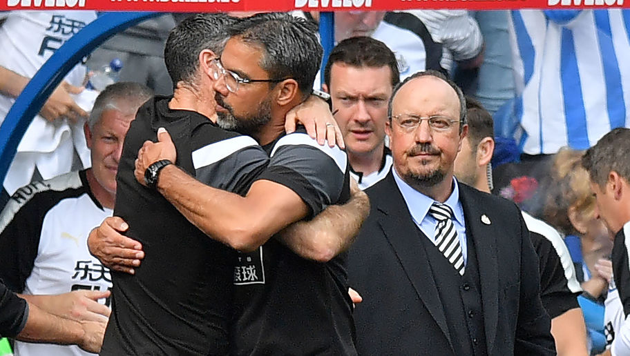 Benitez Claims He's Unclear on Newcastle's Transfer Situation After Huddersfield Loss