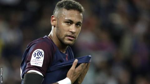Neymar: Paris St-Germain forward says Barcelona 'deserve better' board