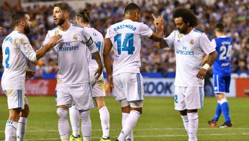 Real Madrid Replicate Barcelona Style as Incredible Stat Released Following Win in Galicia