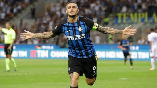 Inter Milan show glimpses of their top form against overmatched Fiorentina