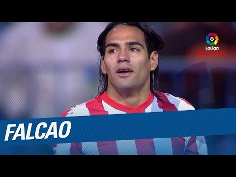 Falcao's Best Moments in LaLiga