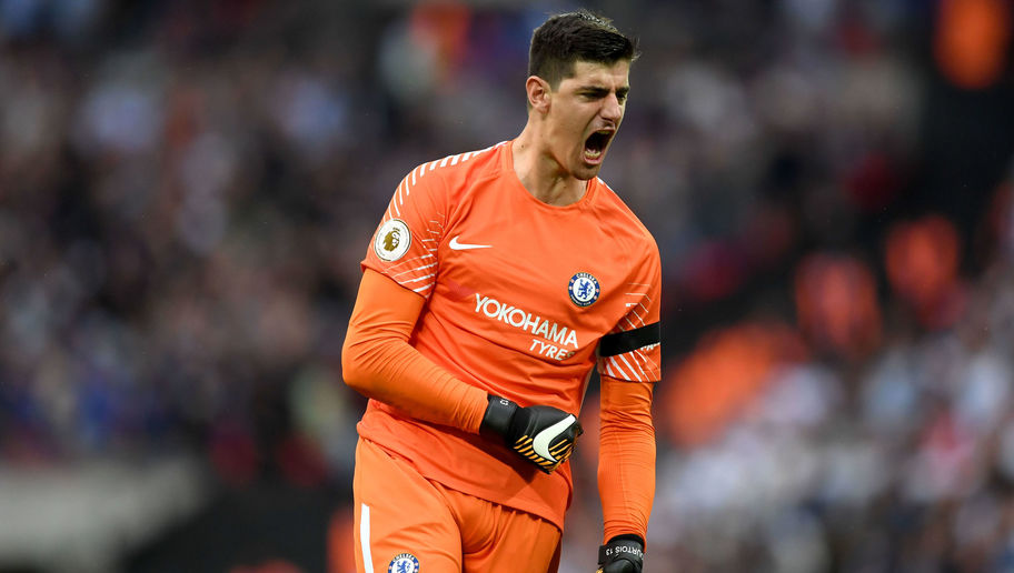 Courtois Fires Warning to Title Rivals That Chelsea Still Eye Silverware This Season