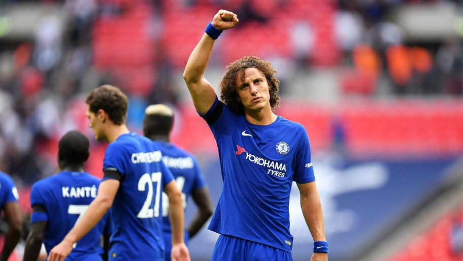 Chelsea Star David Luiz Discusses Boss' Decision to Play Him in Midfield in 2-1 Victory Over Spurs