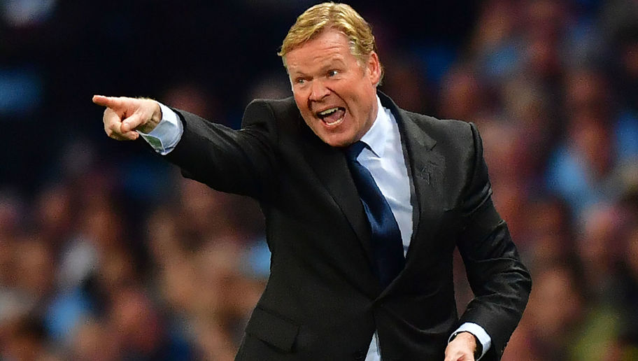 Ronald Koeman Praises Calvert-Lewin Following Everton's 'Disappointing' Draw With Man City