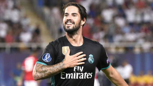 Real Madrid Tipped to Announce New Long-Term Contract for Star Playmaker Isco This Week