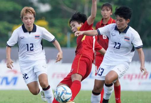 Thailand, Vietnam settle for draw in KL 2017 SEA Games