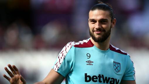 West Ham Boss Slaven Bilic Dismisses Rumours Suggesting Andy Carroll Could Rejoin Newcastle