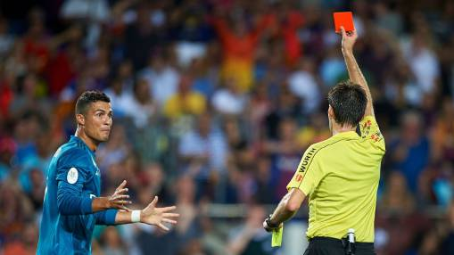 From Ronaldo to Ramos and beyond, red card frenzy has gripped La Liga